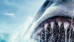 'The Meg' Poster Recreates Original 'Jaws' Art