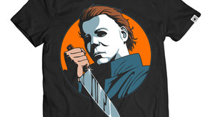 Show Your Love For Halloween With Creepy Co.'s New Enamel Pins & Shirt Design