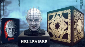 'Hellraiser' Trilogy Steelbook Collection With Pinhead Bust Coming In 2020 From Arrow Video