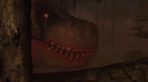 Goner Dinosaur Horror Game Trailer Kickstarter