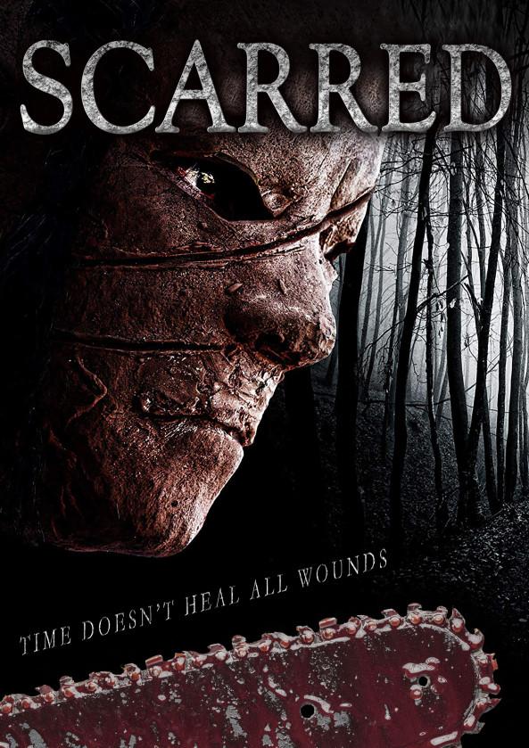 Scarred Eddie Lengyel Blu-ray SGL Entertainment
