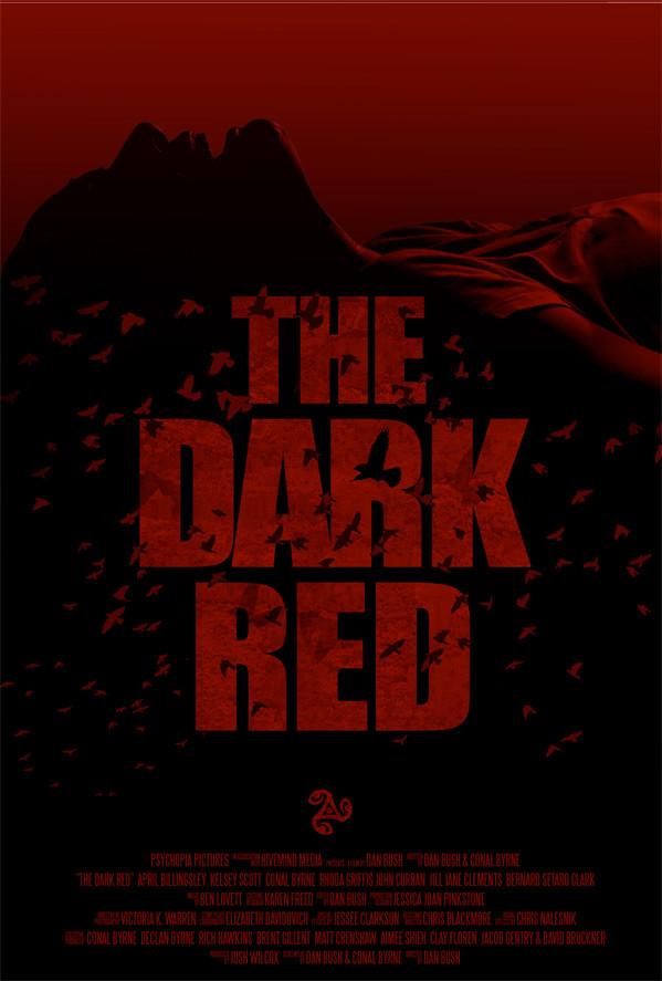 The Dark Red Poster Dan Bush