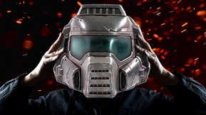 Limited Run Games is Releasing a Wearable Classic 'DOOM' Helmet This Friday