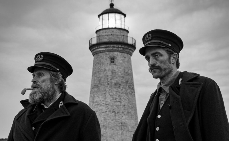 The Lighthouse Robert Eggers Blu-ray Digital DVD