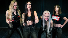 Nervosa Stream Title Track From Upcoming Album 'Perpetual Chaos'