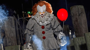 Spirit Halloween's Life-Size Animatronic Pennywise Is Here To Feed On Your Fear