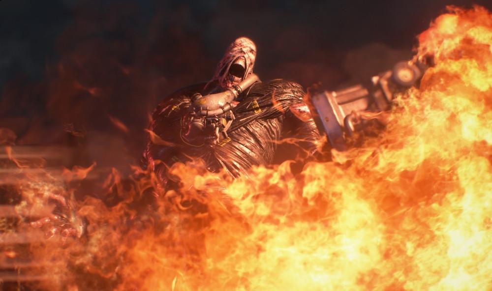 Resident Evil 3 Remake Announcement Trailer