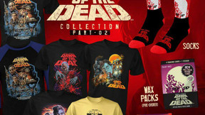 Dawn Of The Dead Pt. 2 Collection NOW AVAILABLE From Fright-Rags