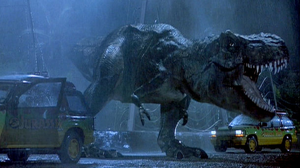 Jurassic Park National Film Registry