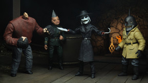 NECA Fully Details Their Ultimate Edition 'Puppet Master' Action Figure 2-Packs