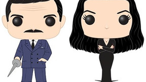[Toy Fair] Funko Unveils 'The Addams Family' Wave Of Pop! Vinyl Toys