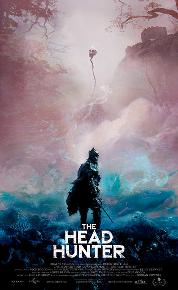 The Head Hunter Poster Christopher Shy