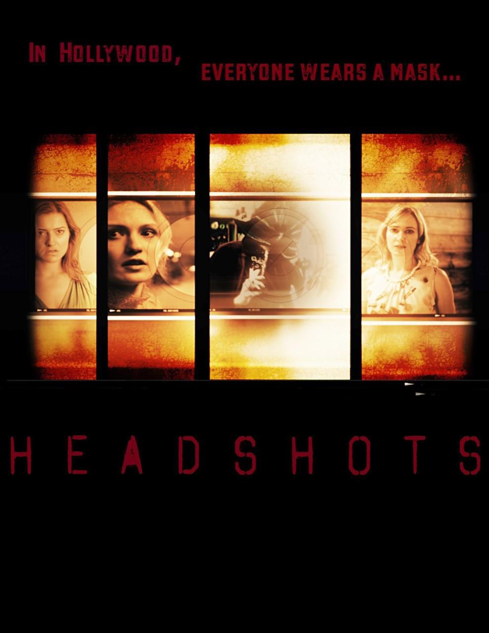 Headshots Poster Chris O'Neill