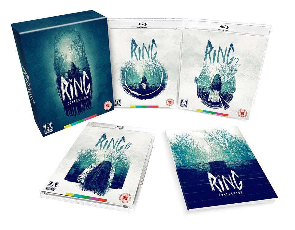 Ring 1998 Arrow Video Franchise Collection