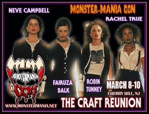 The Craft Cast Reunion Monster Mania Con
