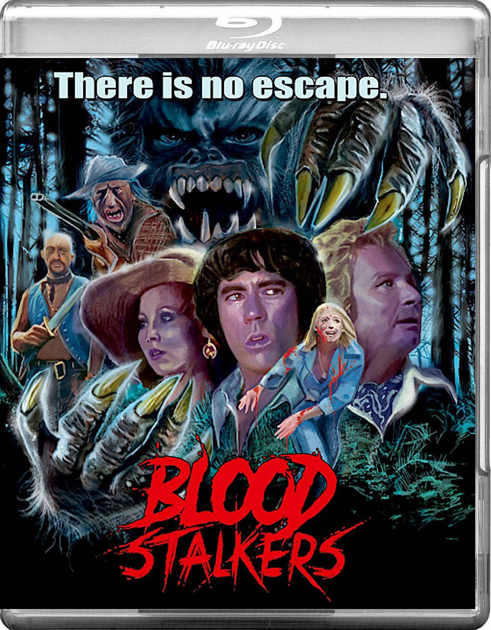 Bloodstalkers Garagehouse Pictures Blu-ray