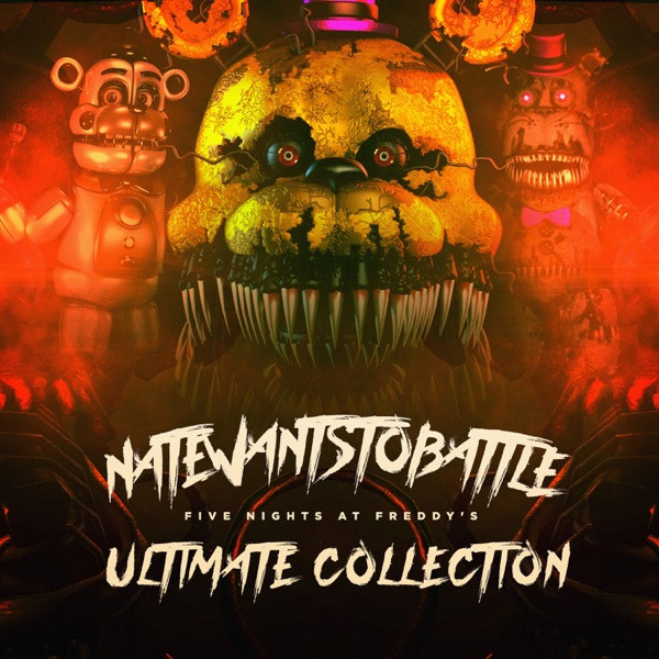Five Nights at Freddy's Ultimate NateWantsToBattle Review
