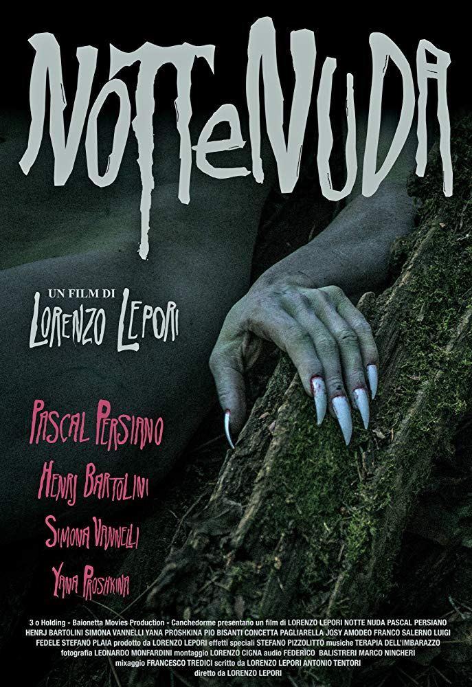 Lorenzo Lepori Notte Nuda Review