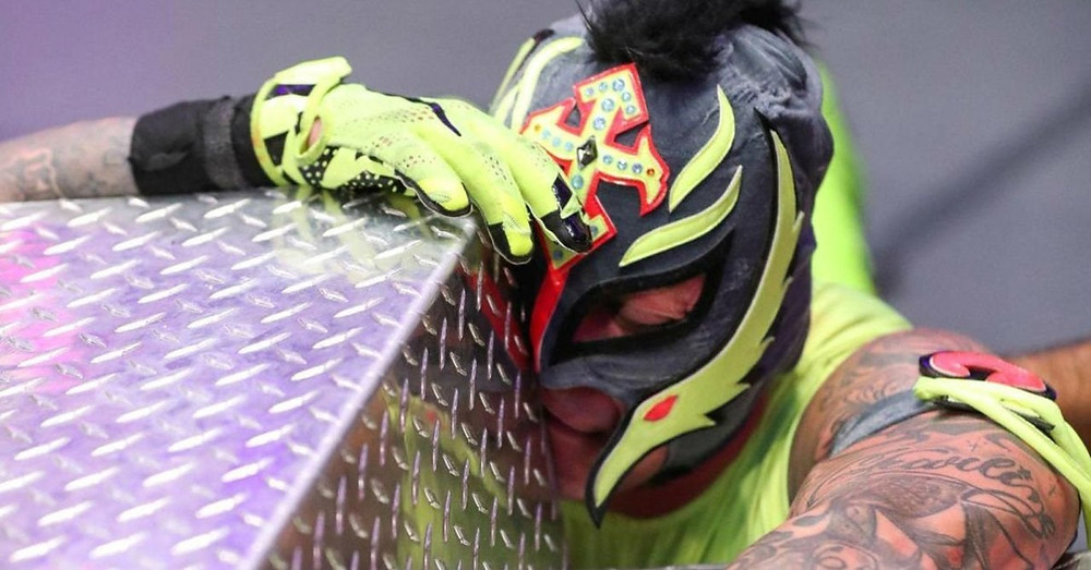 Review Horror Show at Extreme Rules