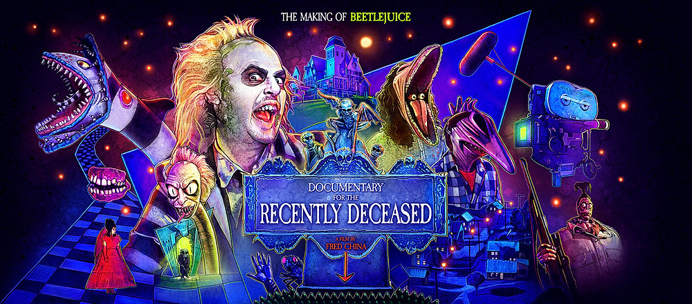 Documentary For The Recently Deceased:The Making of Beetlejuice
