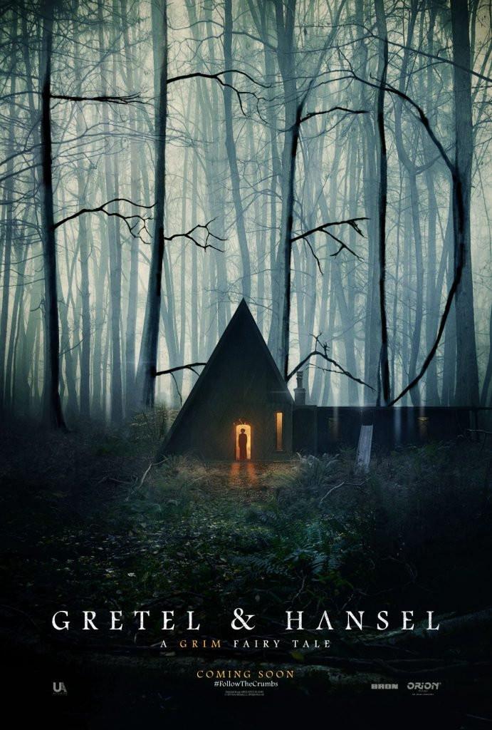 Osgood Perkins Gretel & Hansel Poster