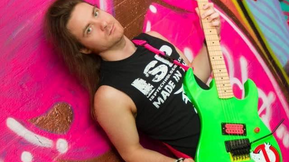 [Interview] Nathan Montalvo on the 80's, Guitars,  'Neon', and Video Games