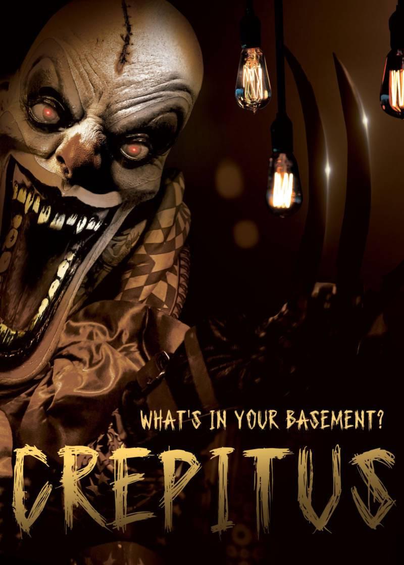Crepitus Indican Poster