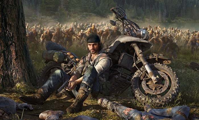 Days Gone Pre-order Collector's Edition
