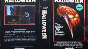 [Gift Guide] Creepy Company's 'Halloween' VHS Throw Blanket