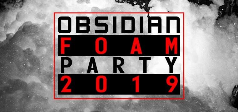 Obsidian Foam Party 2019 Bowling Green