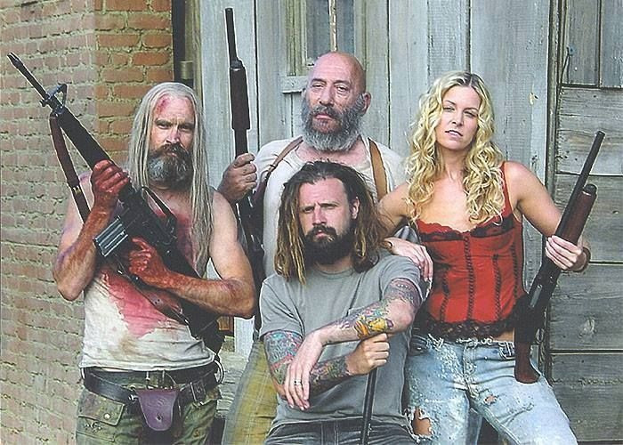 Rob Zombie Completes Three From Hell