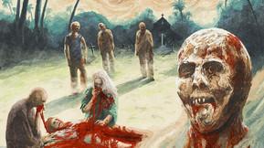 Italian Death Metallers Fulci Reissue 'Zombi 2' Inspired Album 'Tropical Sun' on Vinyl