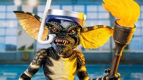NECA Reveals Olympics-Themed Summer Games Gremlin Figure