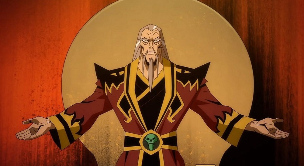 Black Dragon Forces Attack In New Mortal Kombat Legends