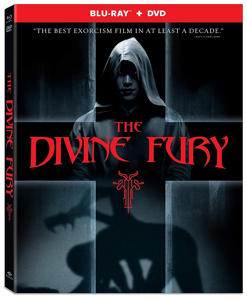 The Divine Fury Blu-ray Well Go USA