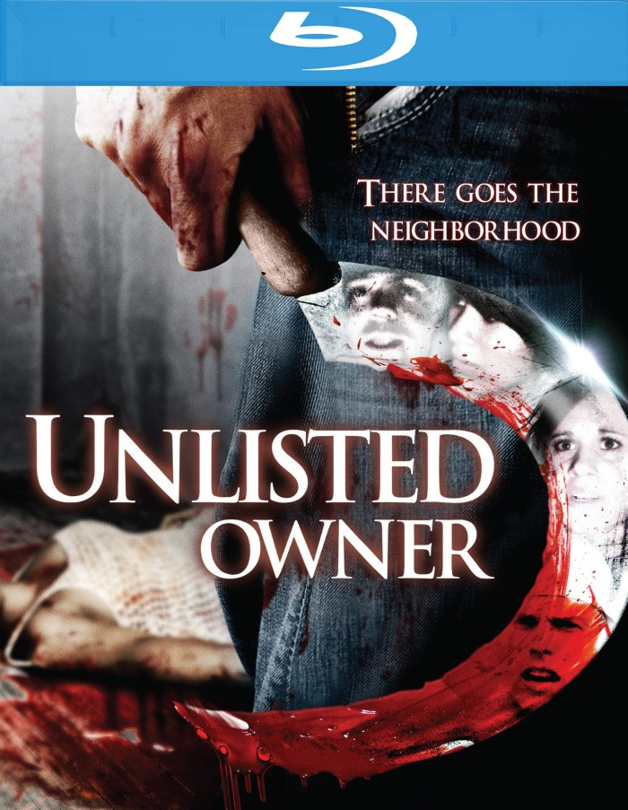 Unlisted Owner Blu-ray Jed Brian