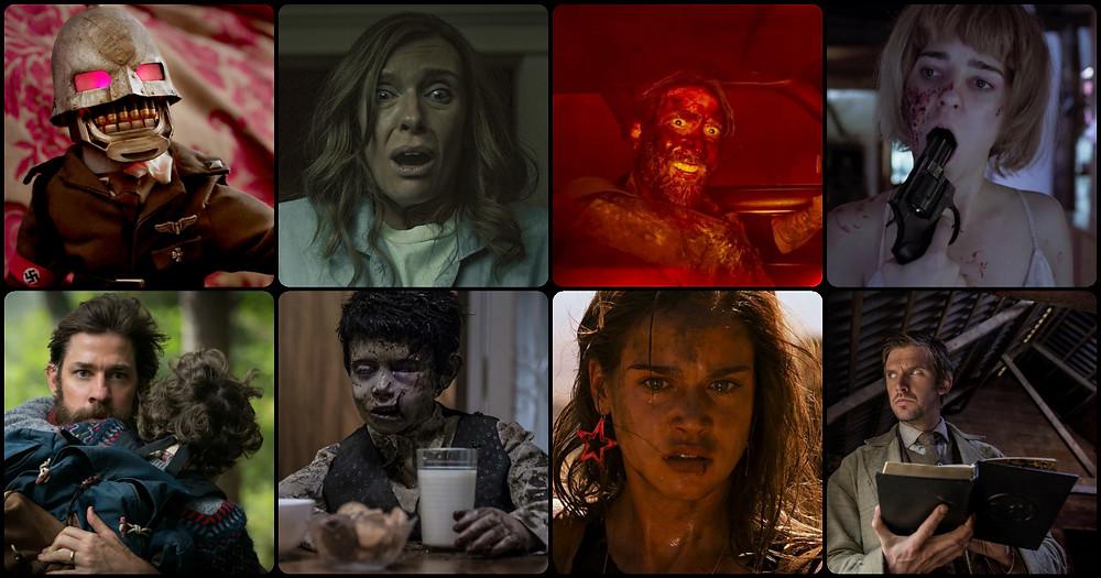CryptTeaze Best Horror Films Of 2018