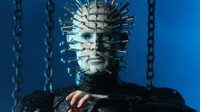 NECA Reveals Ultimate Pinhead Action Figure From Clive Barker's 'Hellraiser'