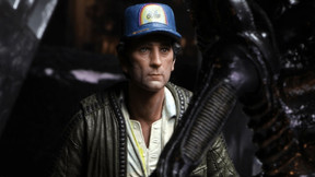 NECA Previews Their Brett Figure From Upcoming 'Alien' 40th Anniversary Collection