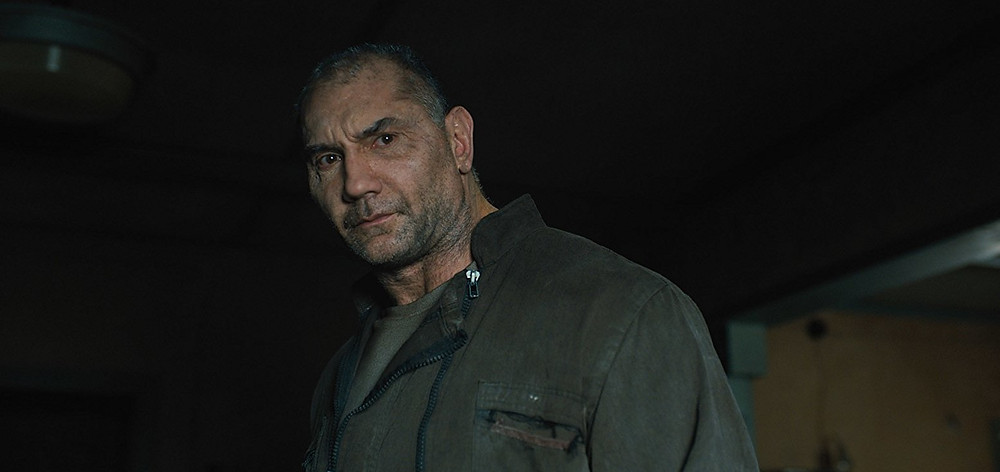 Dave Bautista Army of the Dead Zack Snyder
