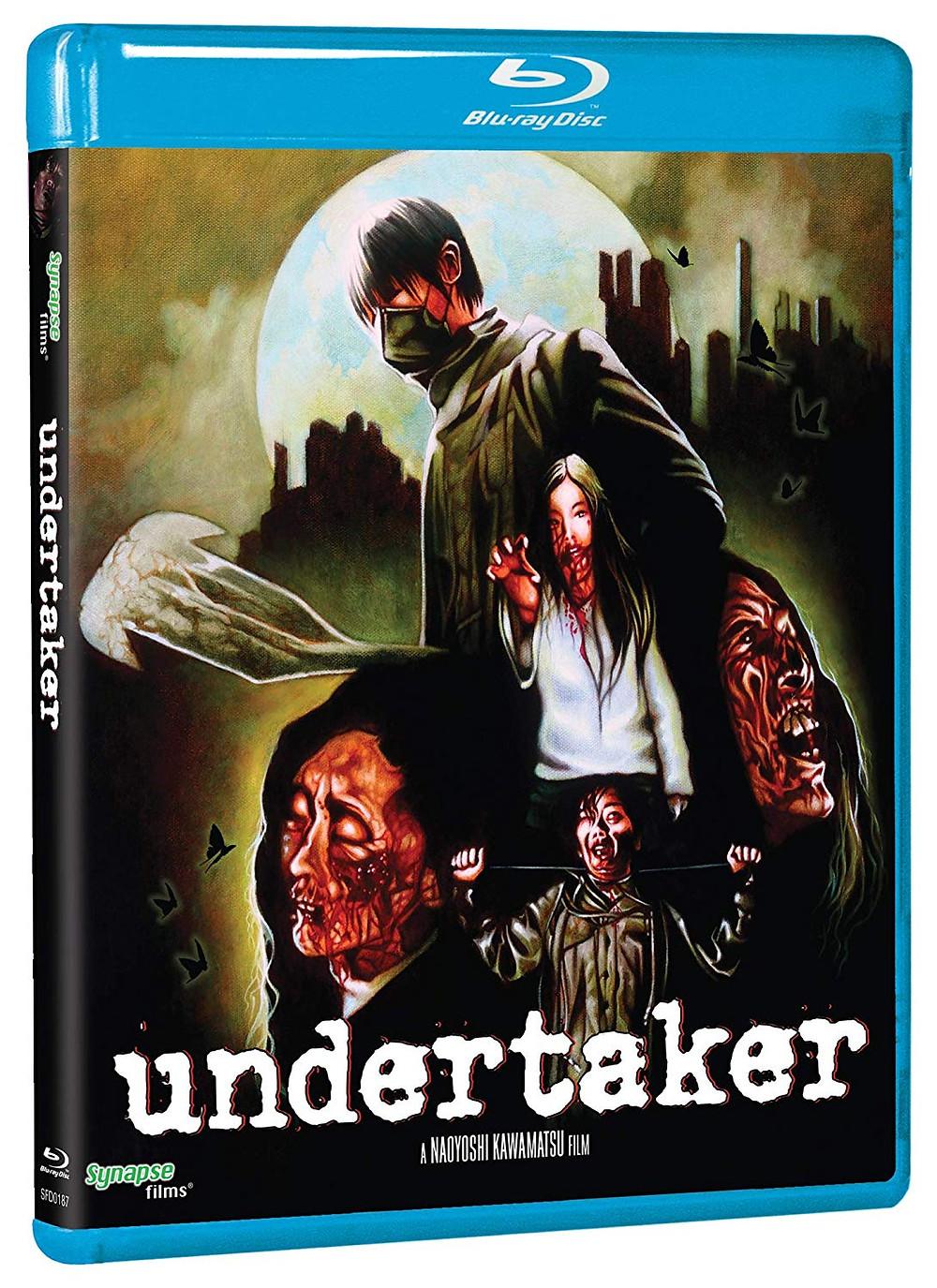 Synapse Films Naoyoshi Kawamatsu Undertaker