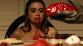 Whet Your Appetite with Two Behind-the-Scenes Video for Cannibal Horror 'The Dinner Party'