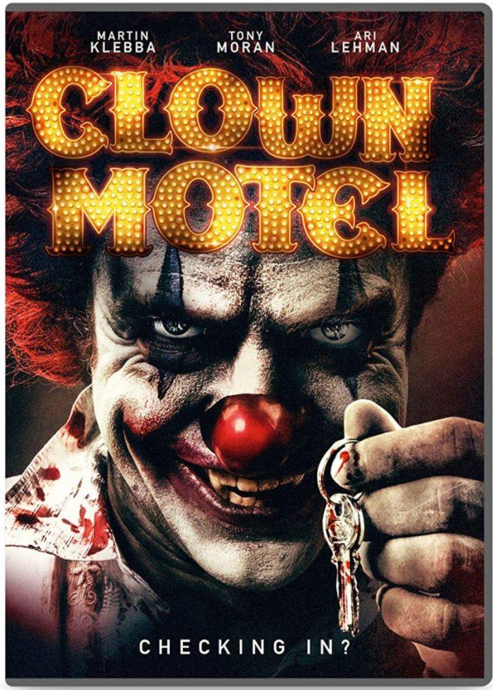 Clown Motel DVD Joseph Kelly