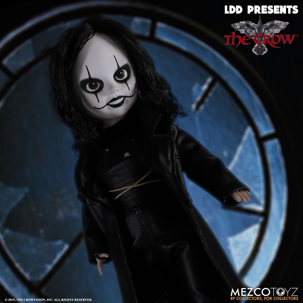 The Crow Living Dead Doll