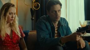 Bill Skarsgård And Maika Monroe Make A Deal In This New 'Villains' Clip
