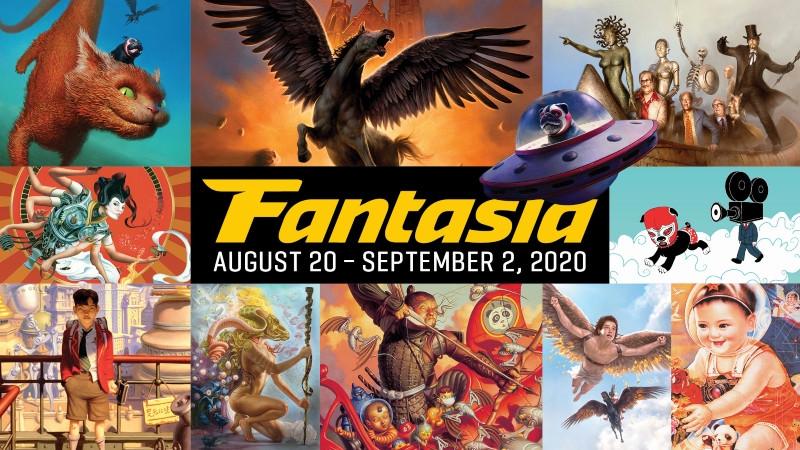 Fantasia 2020 Virtual Festival