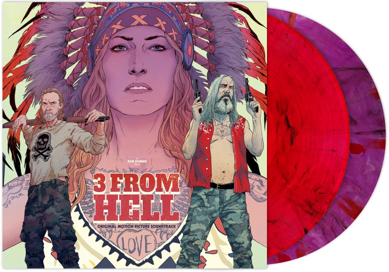Waxwork Records 3 From Hell Vinyl