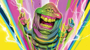 Upcoming 'Ghostbusters' Artbook Brings Together Incredible Artwork From All Over The World