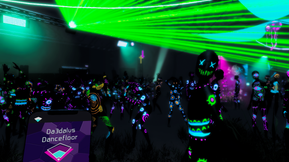Rave Horror Game 'Strobophagia' Marries Murder and EDM, With Glowsticks Aplenty