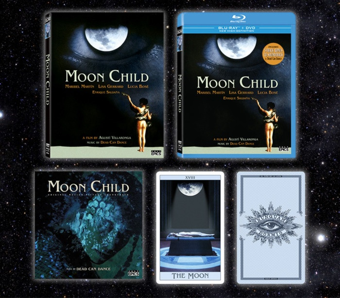 Moon Child 3-Disc Limited Edition